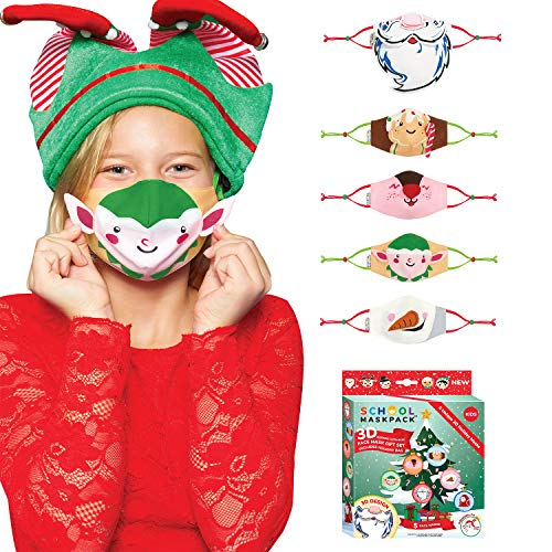 Crayola face coverings for kids