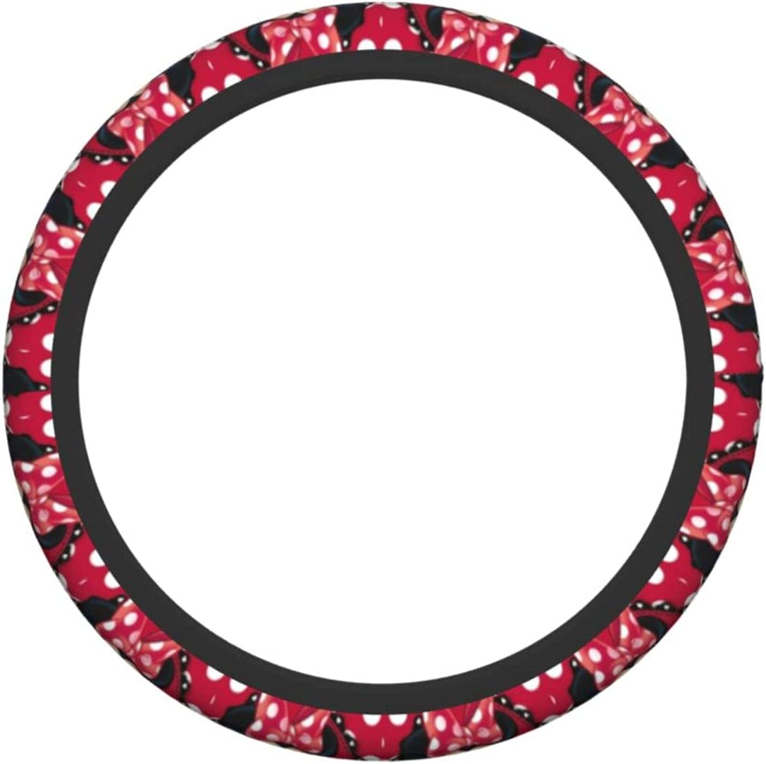 Universal Gifts Love Minnie Mouse Car Wheel Cover Steering Accesso Fresno Mall