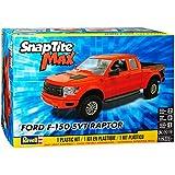 Ford F-150 SVT Raptor Rot 12. Generation 2008-2014 Snap Tite Bausatz Kit 1/24 1/25 Revell Monogram Modell Auto