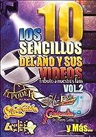 10 Sencillos Del Ano 2 [DVD]