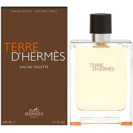 Terre D'Hermes by Hermes for Men 6.7 oz oz Eau de Toilette Spray