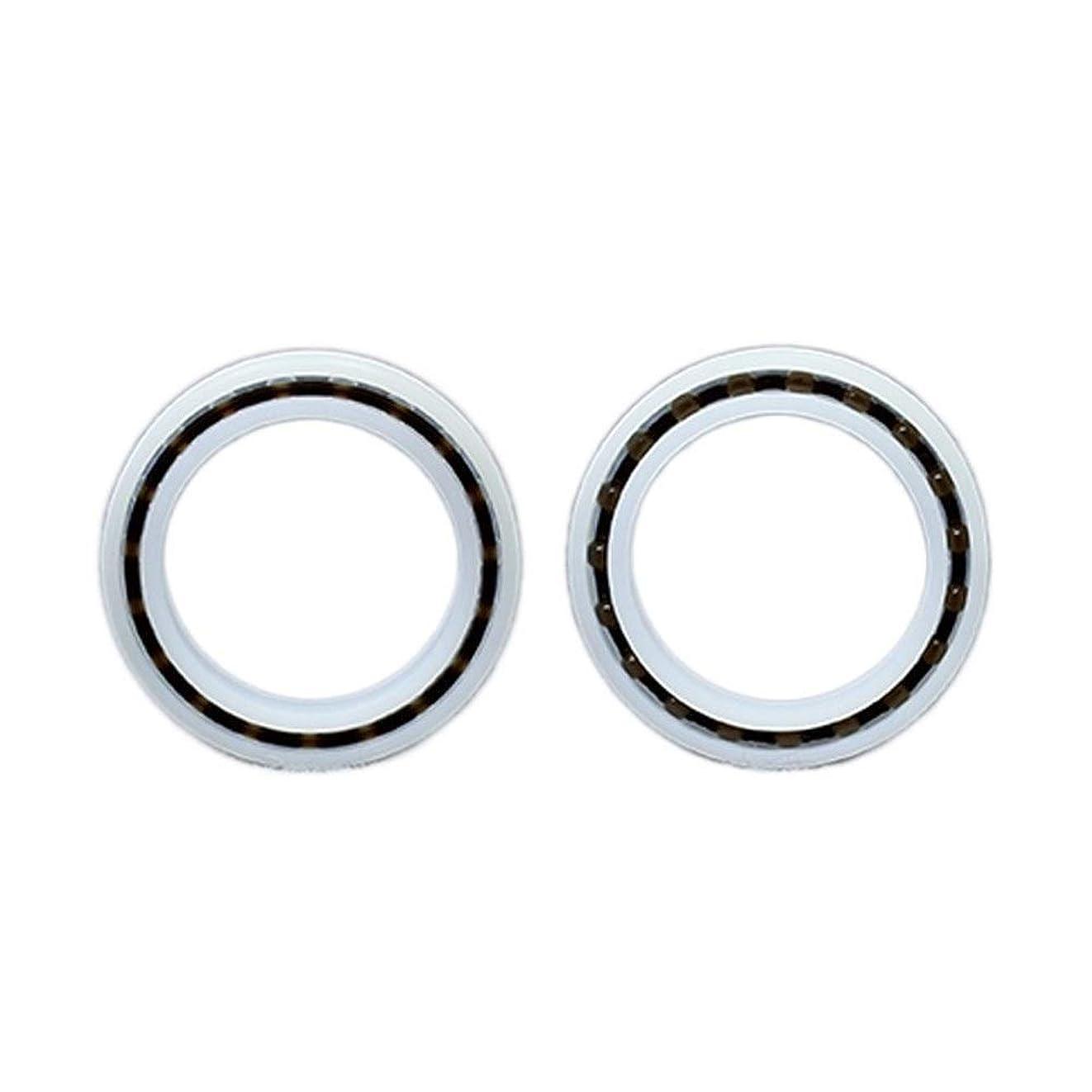 主導権砦マーク実用的 POMベアリング6800の6801 6802 6803 6804 6805 6806のガラス玉ナイロンケージプラスチック玉軸受(5 PCS) (Size : POM6806 30x42x7)