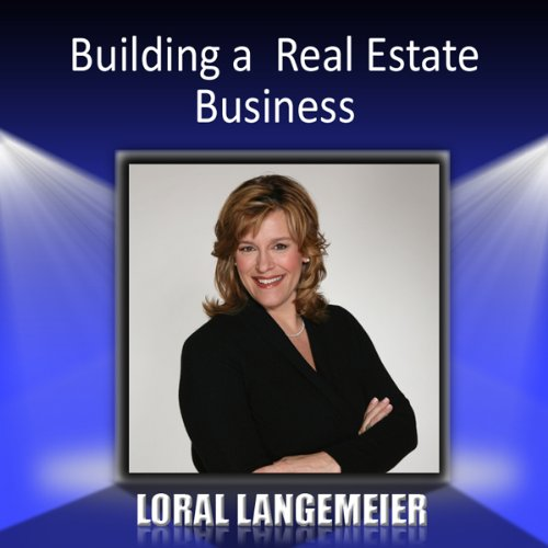 Building a Real Estate Business audiobook cover art
