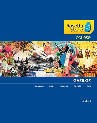 Rosetta Stone Irlandais Niveau 1 pour Mac