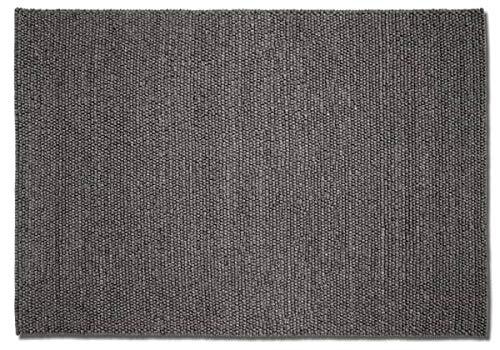 mds Les Tapis de Haute qualité, par Hay. - Peas - 200 x 300 cm, Gris foncé
