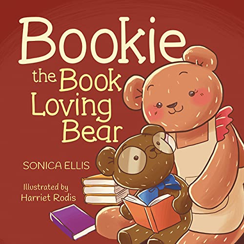 Bookie The Book Loving Bear: A children's book about dealing with bullies at school and promoting reading for fun. (English Edition)