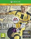 Microsoft FIFA 17 Deluxe Edition, Xbox One vídeo - Juego (Xbox One, Xbox One, Deportes, Modo multijugador, E (para todos))