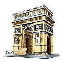 YOUPIN レッグ5223建築パリアークデトリオンプシリーズビルディングブロック教育構造レンガのおもちゃ21036