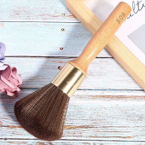 Cepillo de pelo roto, práctico cepillo de limpieza de pelo roto duradero, hermoso para limpiar peluquería de pelo roto