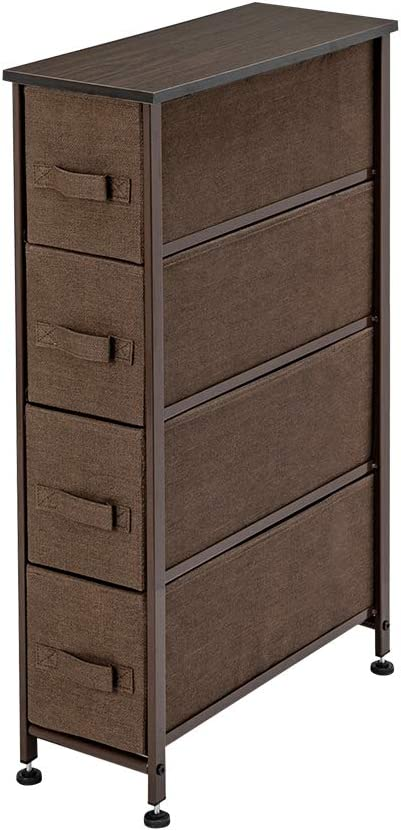 Alivinghome 4 Storage Drawer online shop Cart Steel Fr Max 72% OFF and Organizer