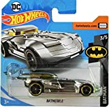 Hot wheels Batmobile Batman Series 3/5 9/250 Short Card 2020