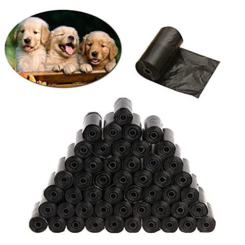 GreaTool Bolsas para Caca de Perro o Mascotas,Colector,Soporte para Cucharas,Bolsa para Cachorros y Gatos,Rollos pequeños,Precio Fabrica (600 Bolsos)