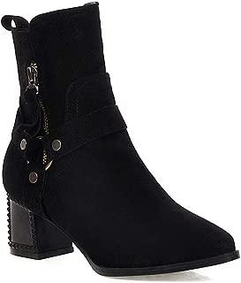 BalaMasa Womens ABS13932 Pu Boots
