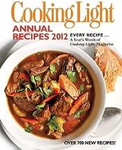 Best cooking light cookbook 2012 Reviews