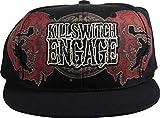 Photo de Killswitch Engage - Casquette de baseball pour Dragon Crest In Black, O/S, Black
