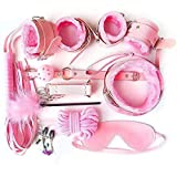 Wubxbvvx 1Set Bed Games B-D-S-M Kit Adult Fun Toys for Couple