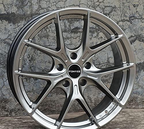 Llantas De Automóvil De 4 × 18 Pulgadas, Ruedas De Aleación De Aluminio, Adecuadas para Volkswagen Magotan Passat Honda Accord Ford (4 Piezas)