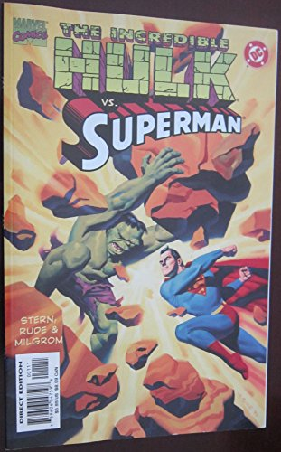 Incredible Hulk Vs Superman