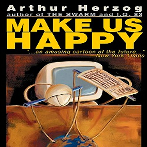 Make Us Happy audiobook cover art