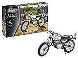 Revell 07941 Yamaha 250 DT 1 originalgetreuer Modellbausatz für Experten, Mehrfarbig, 1/8