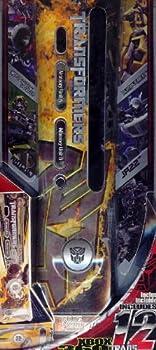 Xbox 360 Transformers Autobots Movie Faceplate