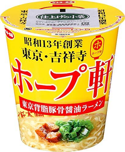 サンヨー ホープ軒本舗監修 東京背脂豚骨 醤油ラーメン 96g