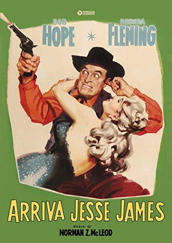 Arriva Jesse James [Italia] [DVD]
