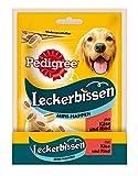 Pedigree Hundesnacks Hundeleckerli Leckerbissen Mini-Happen con Queso y Vacuno