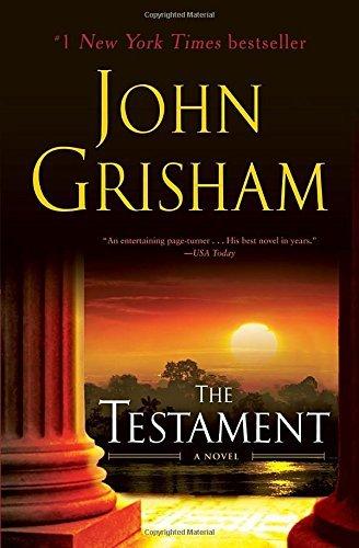 The Testament by John Grisham (2005-09-27)