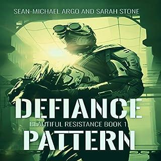 Defiance Pattern audiobook cover art