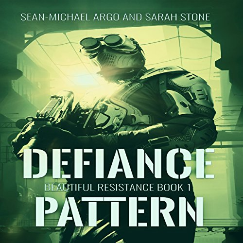 Defiance Pattern audiobook cover art