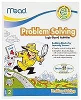 Mead 2nd Grade 問題解決ワークブック 10 x 8インチ 96ページ (48030)