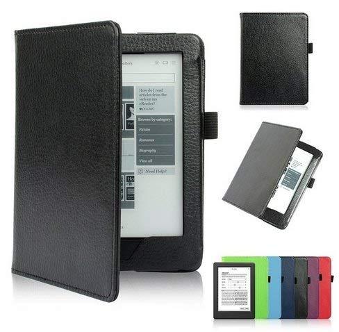 Theoutlettablet® Funda ebook Bq Cervantes 4 6' / Cervantes 3 6' - Protección para Libro electrónico - Color Negro