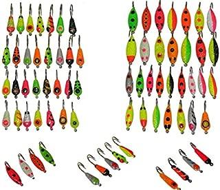 dot ice fishing lures