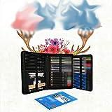 Pintura Set 71 Piezas Set Sketch Color Pencil Professional Art Painting Pen