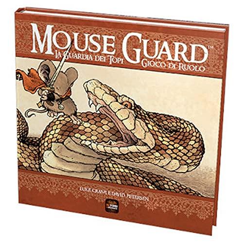 Mouse guard - la guardia dei topi - gioco di ruolo