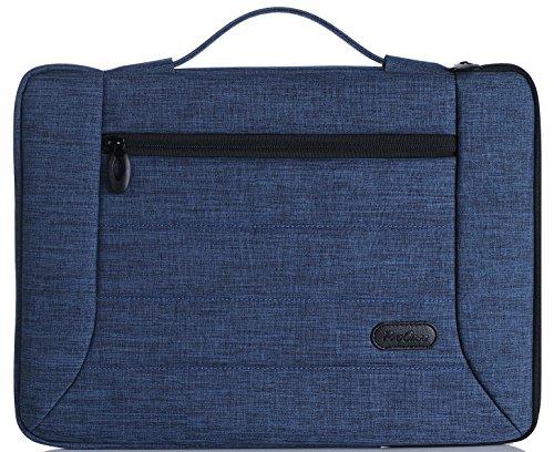 ProCase 12-12,9 Zoll Laptop Sleeve Case Cover Tasche für MacBook Surface Pro 7 6 5 4 3 12.3 Zoll, Apple iPad Pro 12.9 Zoll, die meisten 11