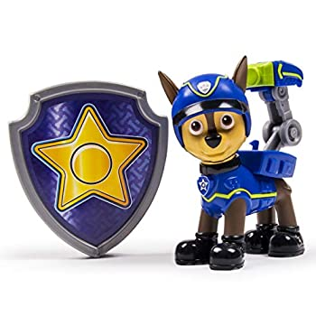 Paw Patrol Action Pack Pup & Badge Spy Chase