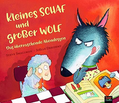 Kleines Schaf und großer Wolf: Das überraschende Abendessen