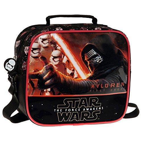 Disney Star Wars Beauty Case da Viaggio, Poliestere, Nero, 25 cm