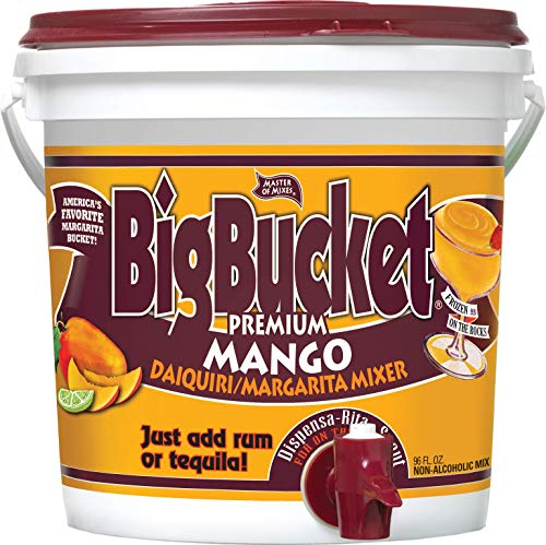 Big Bucket Mango Margarita - Daiquiri Mixer