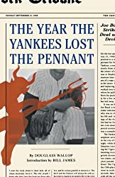"Cover of Douglass Wallop's ""The Year the Yankees Lost the Pennant."""