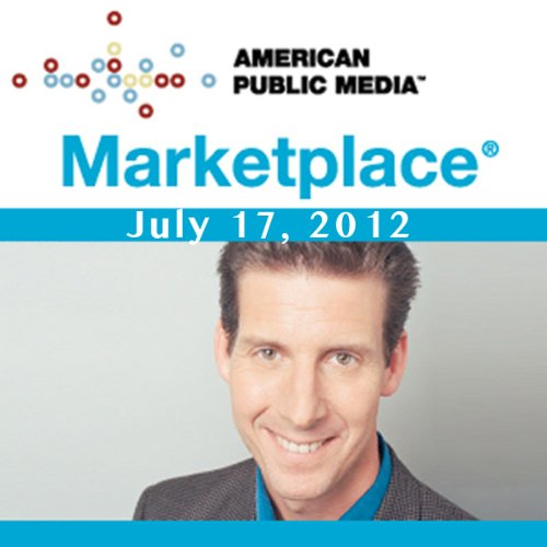 Marketplace, July 17, 2012 cover art