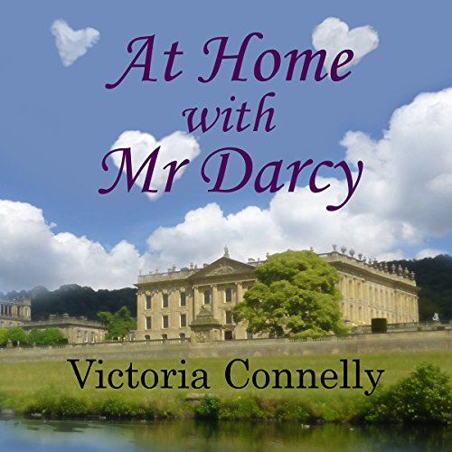 At Home with Mr. Darcy cover art