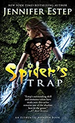 spider's trap by jennifer estep