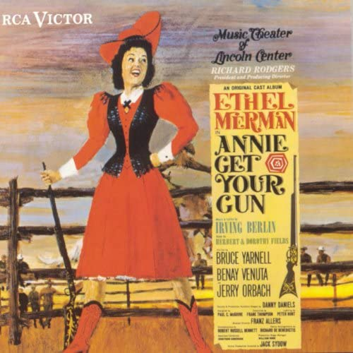Music Theater of Lincoln Center Cast of Annie Get Your Gun (1966)