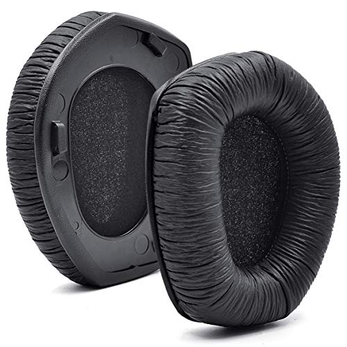 Defean HDR165 HDR175 HDR185 HDR195 Ear Pads Replacement Cushion Foam for Sennheiser HDR RS165,RS175, RS185,RS195 RF Wireless Headphone