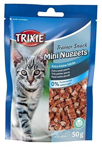 TRIXIE 42741 Premio Trainer Snack Mini Fish Nuggets