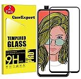CaseExpert 2 Pack - Huawei P Smart Z Protector de Pantalla, Ultra Tanque Transparente Cristal 9H Cristal Templado Glass Protector de Pantalla para Huawei P Smart Z / Y9 Prime 2019