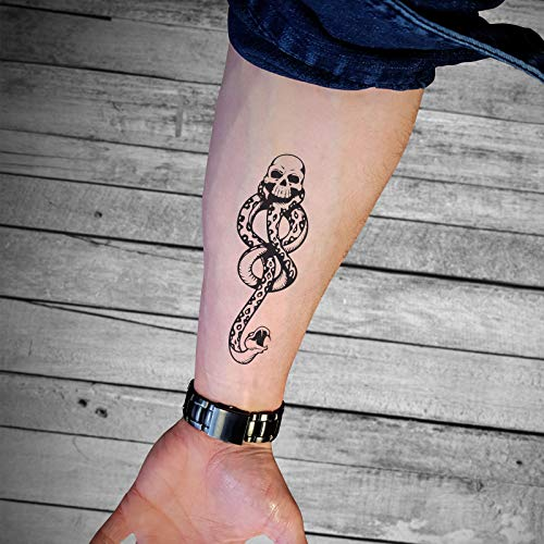 ABYstyle - Harry Potter - Tatuajes - 15x10 cm